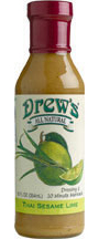 Drews Thai Seasme Lime Dressing