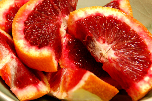 noshtopia 10 things to make with blood oranges