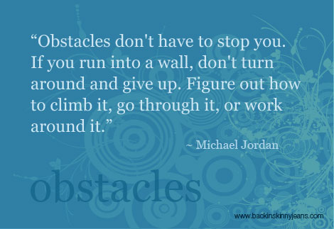 Overcoming Quotes & Quips Quote_obstacles